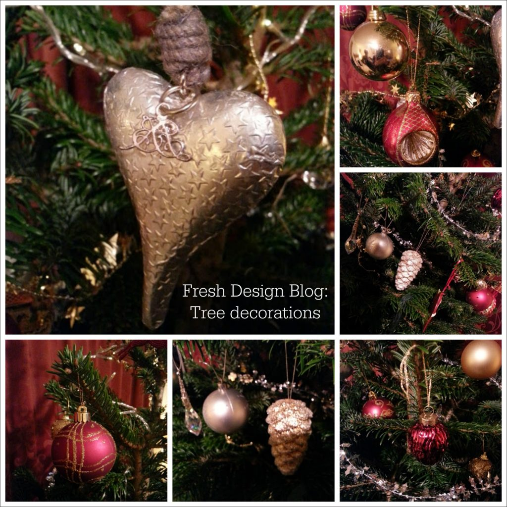 Fresh Design Blog Christmas tree decorations 2014