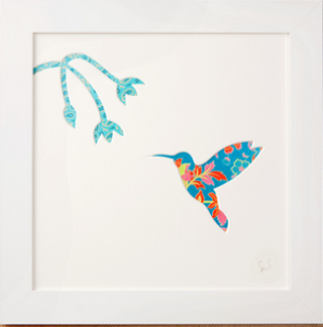 Hummingbird picture from Outshine Art