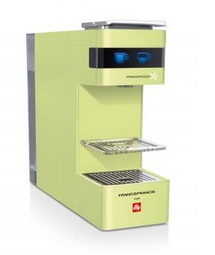 Illy Francis Francis Y3 espresso machine