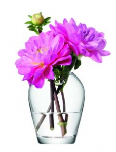 Handmade bouquet vase from LSA International