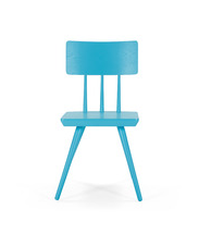 This Cornell chair would be ideal for brightening up the kitchen.