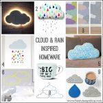 British weather report: Clouds and rain inspire homeware