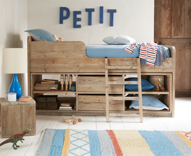 childrens cabin bed 1