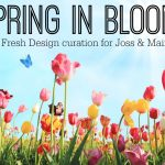 Fresh Design Spring in Bloom curated collection for Joss & Main