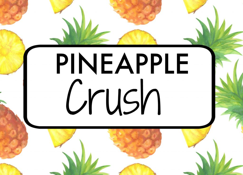 Pineapple themed decor for your home