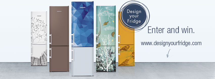 Fresh design presents Liebherr's fridge design contest
