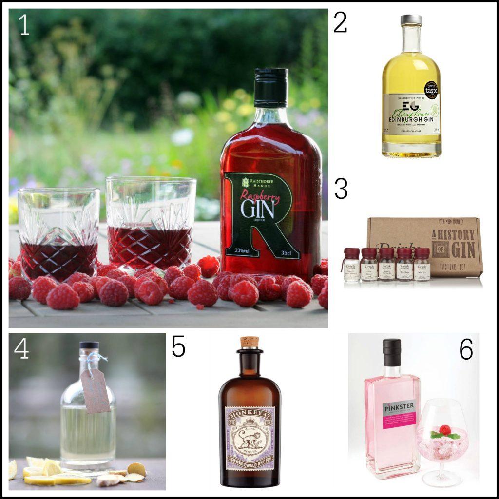 Fresh design artisan gin guide