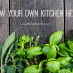 Fresh Design Guide: Growing kitchen herbs
