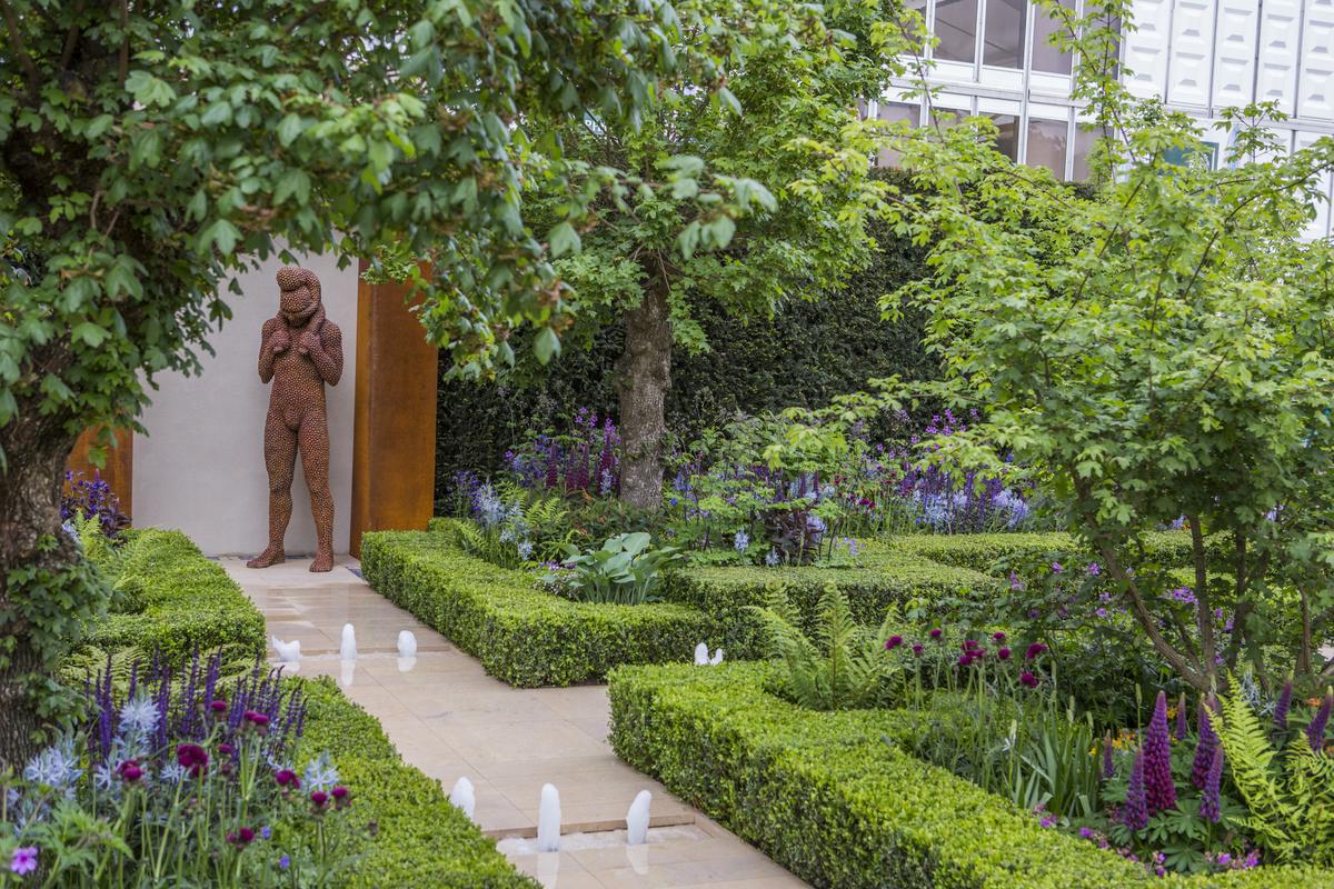 RHS Chelsea Flower Show 2015 5 more inspiring show gardens