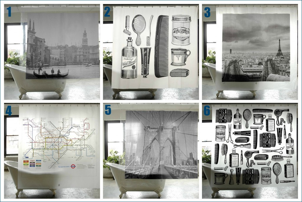 Shower curtains bathroom accessories for men