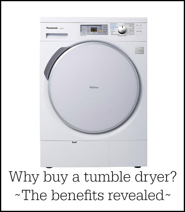 Tumble dryer versus washer dryer