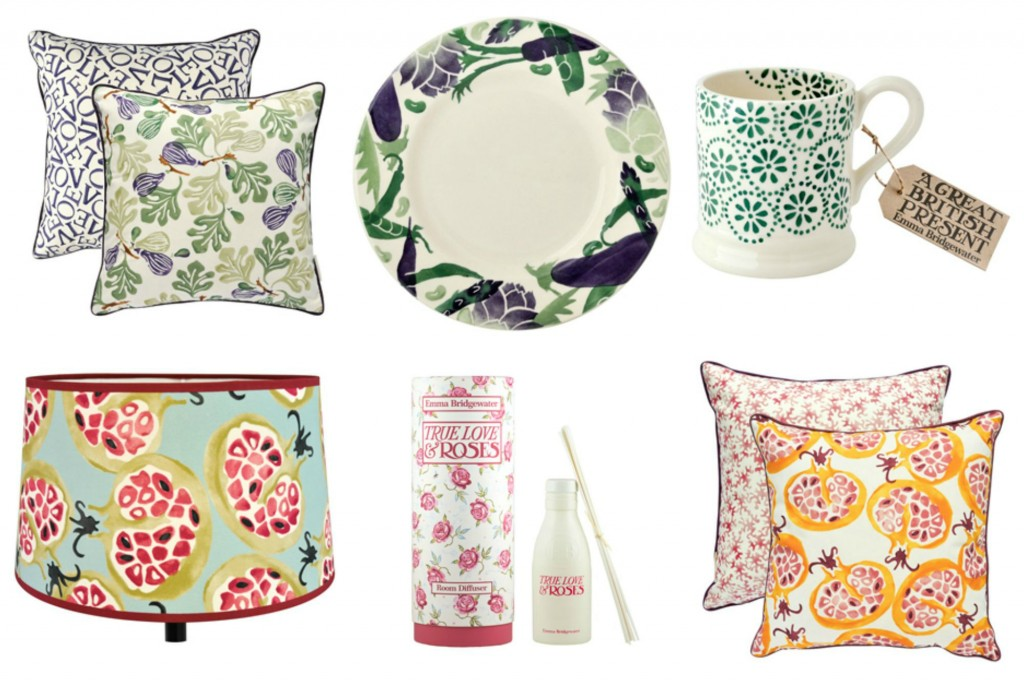 Thirty years of Emma Bridgewater designs