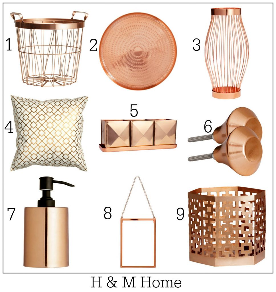 Best home design ideas in copper