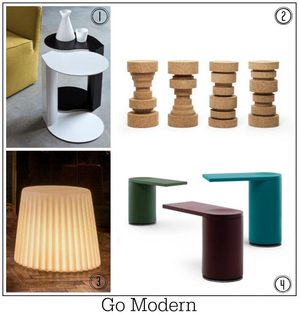 Modern Contemporary Design Blog: Table Solutions: 100 Top Contemporary Design Side Tables