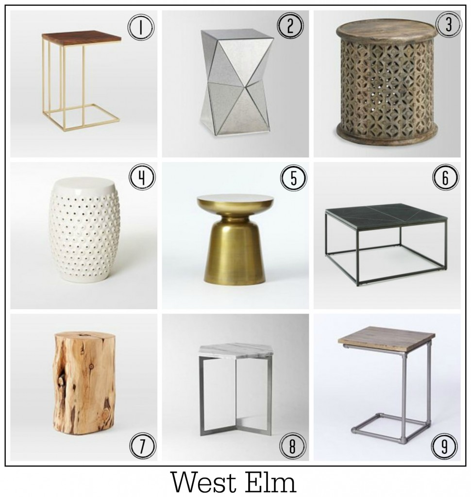 Table Solutions: 100 Top Contemporary Design Side Tables ~ Fresh .