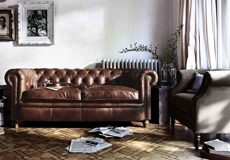 Why buy a leather sofa?