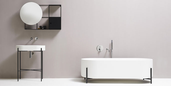EX.T. modern Italian bathroom designs