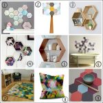 Put a hex on me: 9 ways to use hexagon designs in your home