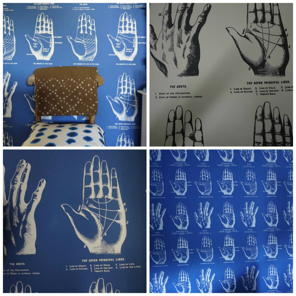 Palmistry home decor