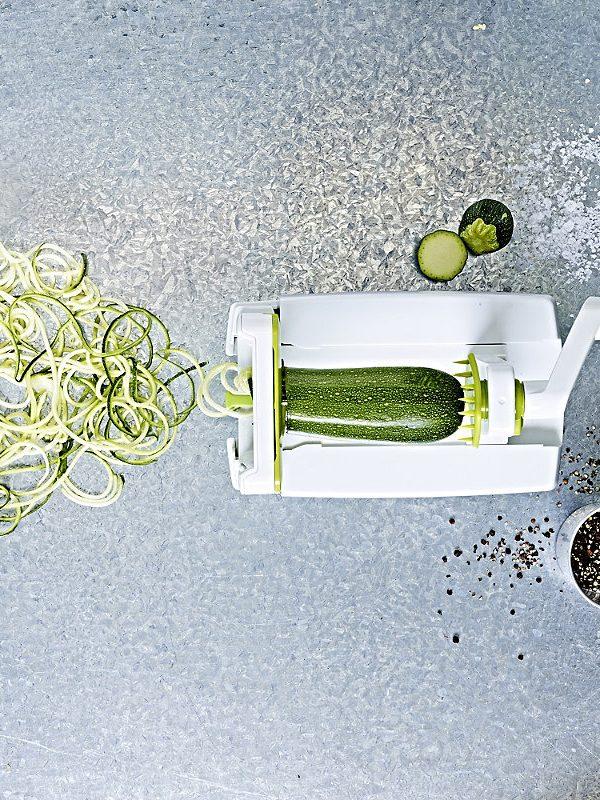 Kitchen gadget: Get creative in the kitchen with a spiralizer