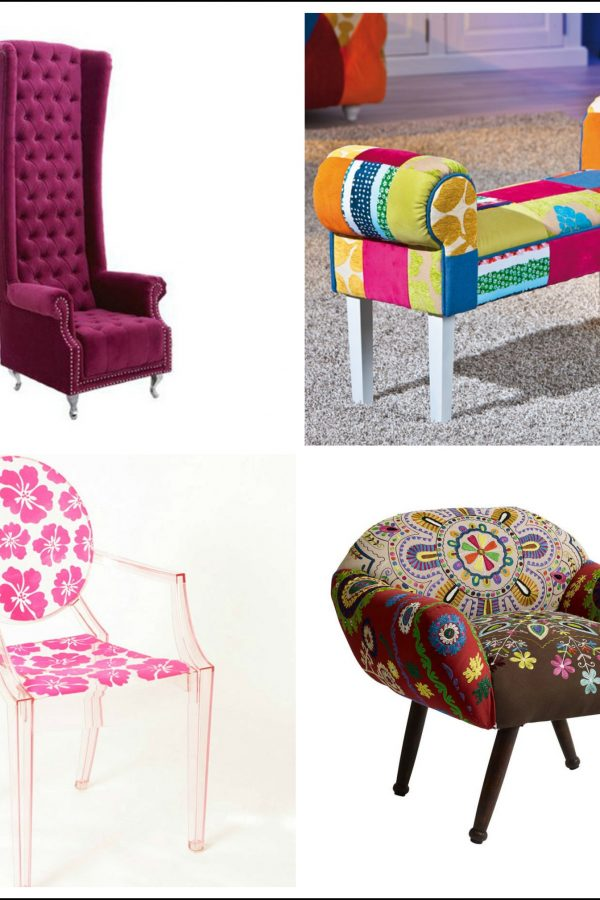 Fresh Design finds: Four funky contemporary seats