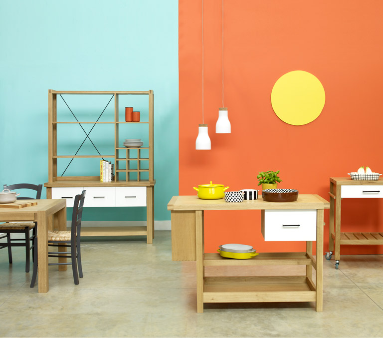 Kitchen character collection from Habitat