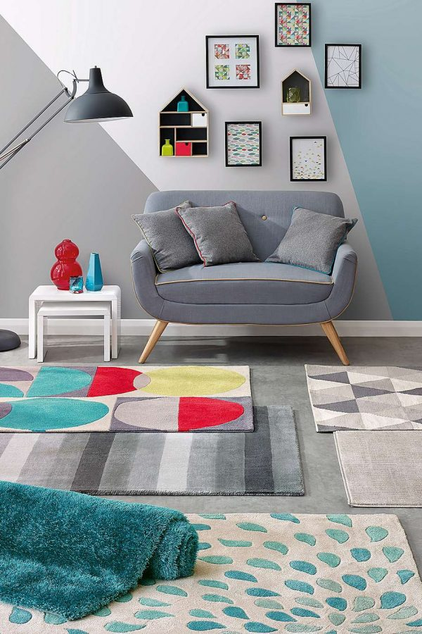 Fresh Finds: Skandi snuggle chair from Dunelm Mill