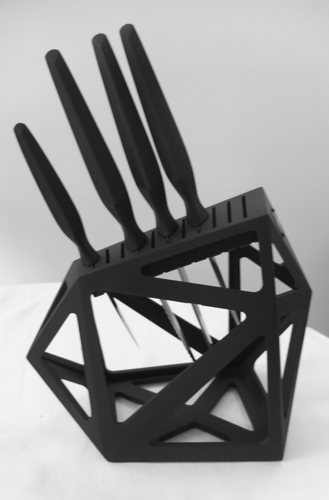 Edge of Belgravia modern knife block gift idea