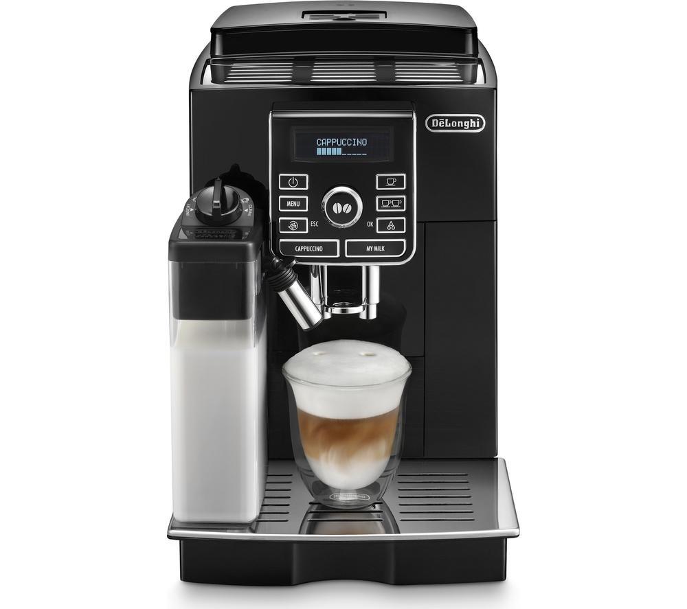 Delonghi Magnifica S ECAM 25.462.B bean to cup coffee machin