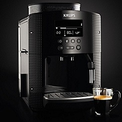 Krups Espresseria fully automatic EA8150 bean to cup coffee machine