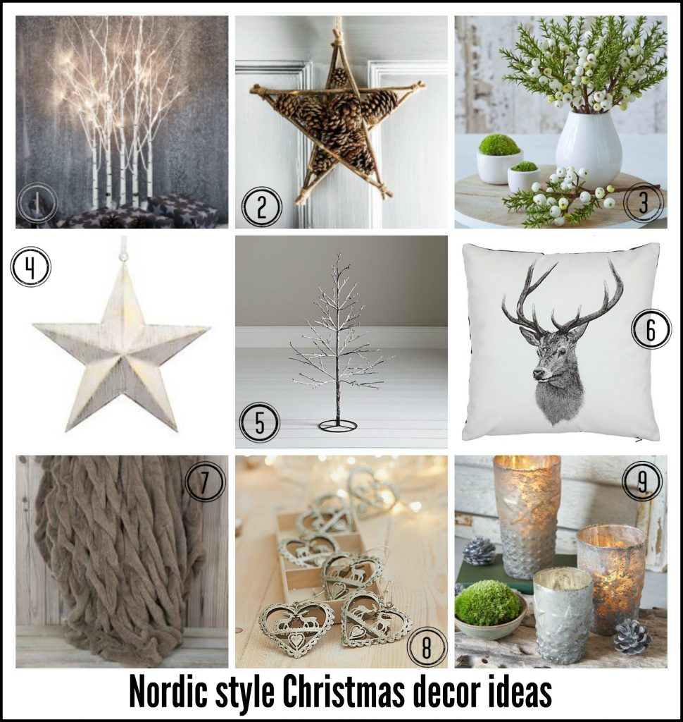Five ways to create a nordic christmas style in your home for Fresh design blog