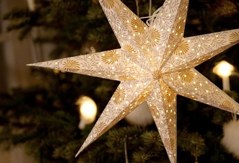 Christmas window star jackie k swedish star review for 6 star window christmas decoration lights