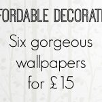 Affordable and stylish wallpaper from Next