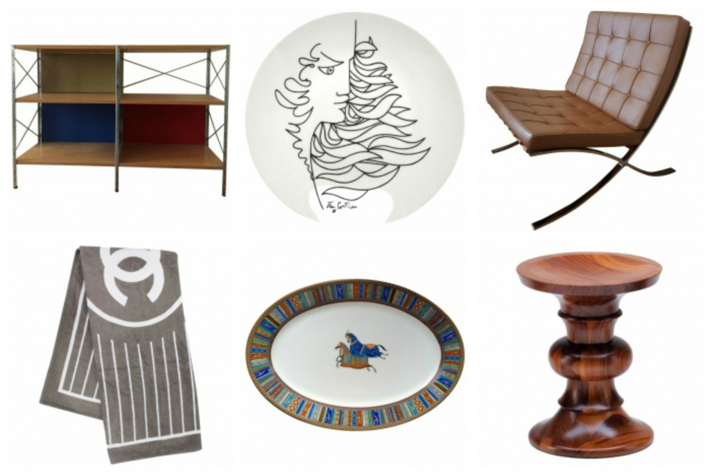 Luxury designer home and furniture that has been pre-owned
