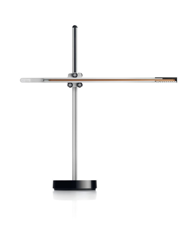 Csys task lamp designed by Jake Dyson - very modern and industrial in style