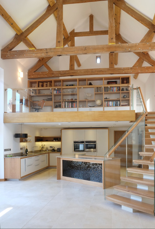 Mezzanine floors: Practical and beautiful