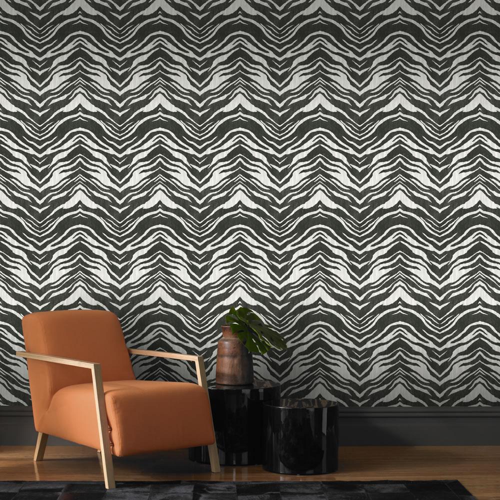 zebra print wallpaper for bedrooms  cukjatidesign, Bedroom decor