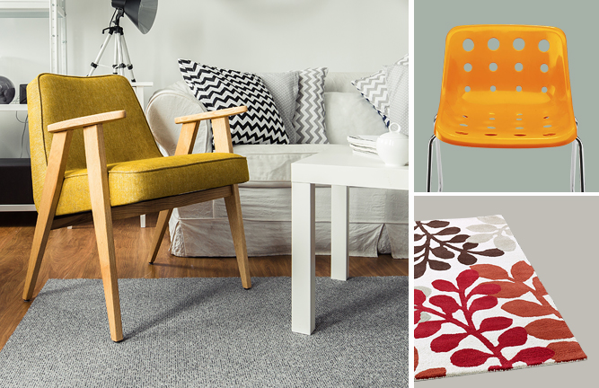 Bright and cheery spring colour ideas for decorating your home