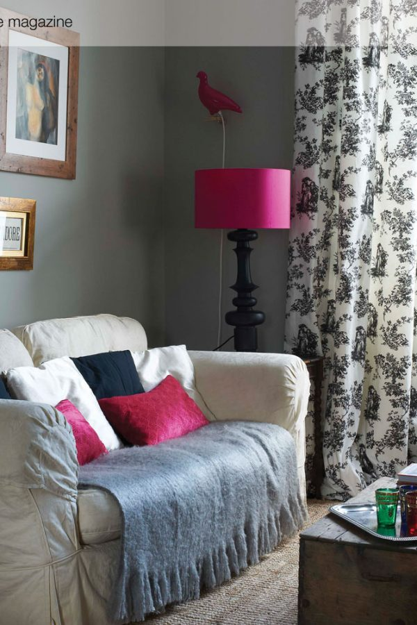 How to add colour and space to any home