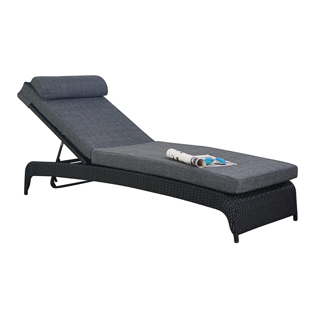 Super comfy and stylish garden lounger from Harley & Lola