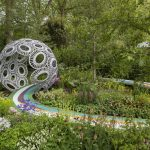 Garden structure design ideas: RHS Chelsea Flower Show 2016