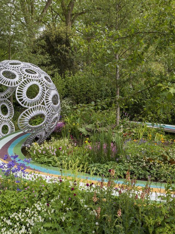 Garden structure design ideas: RHS Chelsea Flower Show 2016