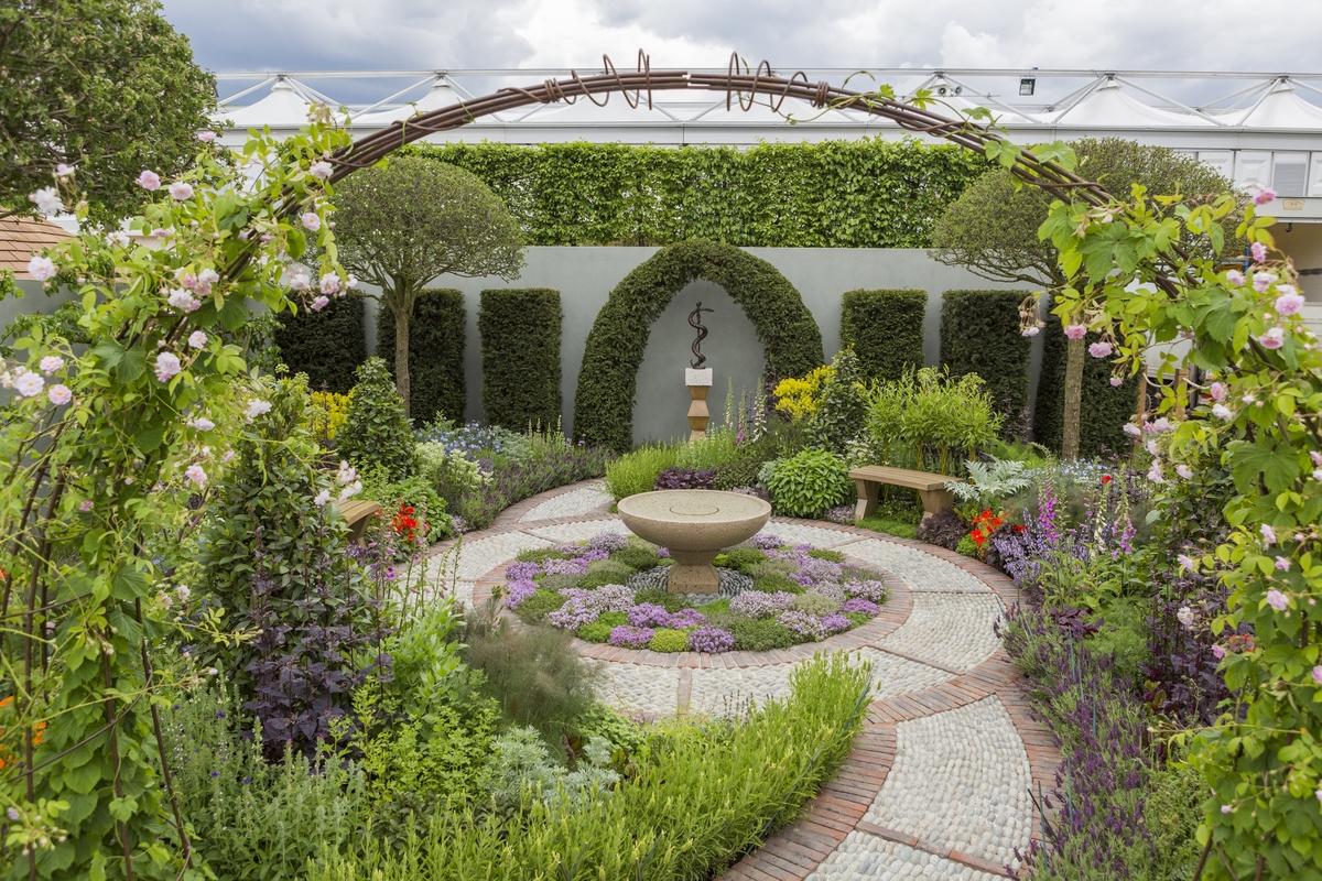 Garden Structure Design Ideas Rhs Chelsea Flower Show