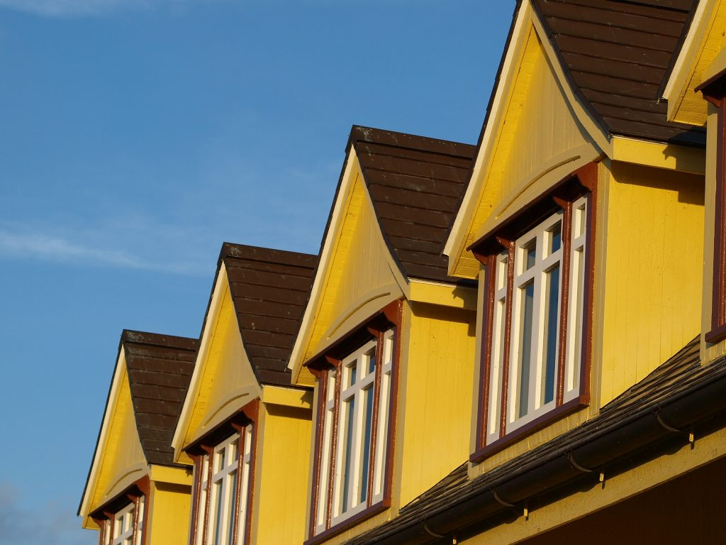 Paying attention to the exterior of your house can help add value when you want to sell