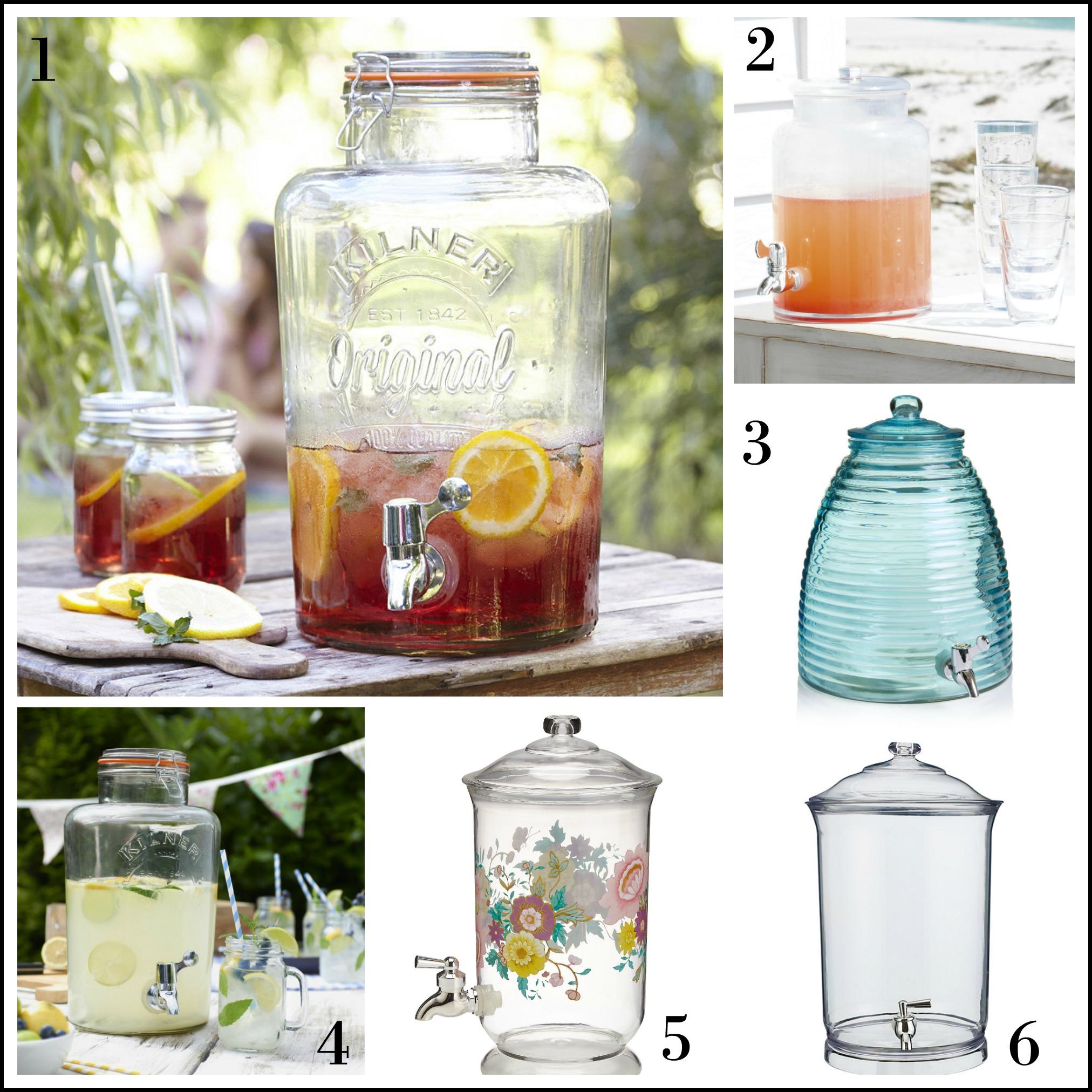Fresh design finds summer drinks dispensers fresh for Fresh design blog