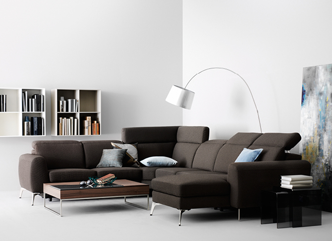 The three M's: Stylish and comfortable designer sofas from