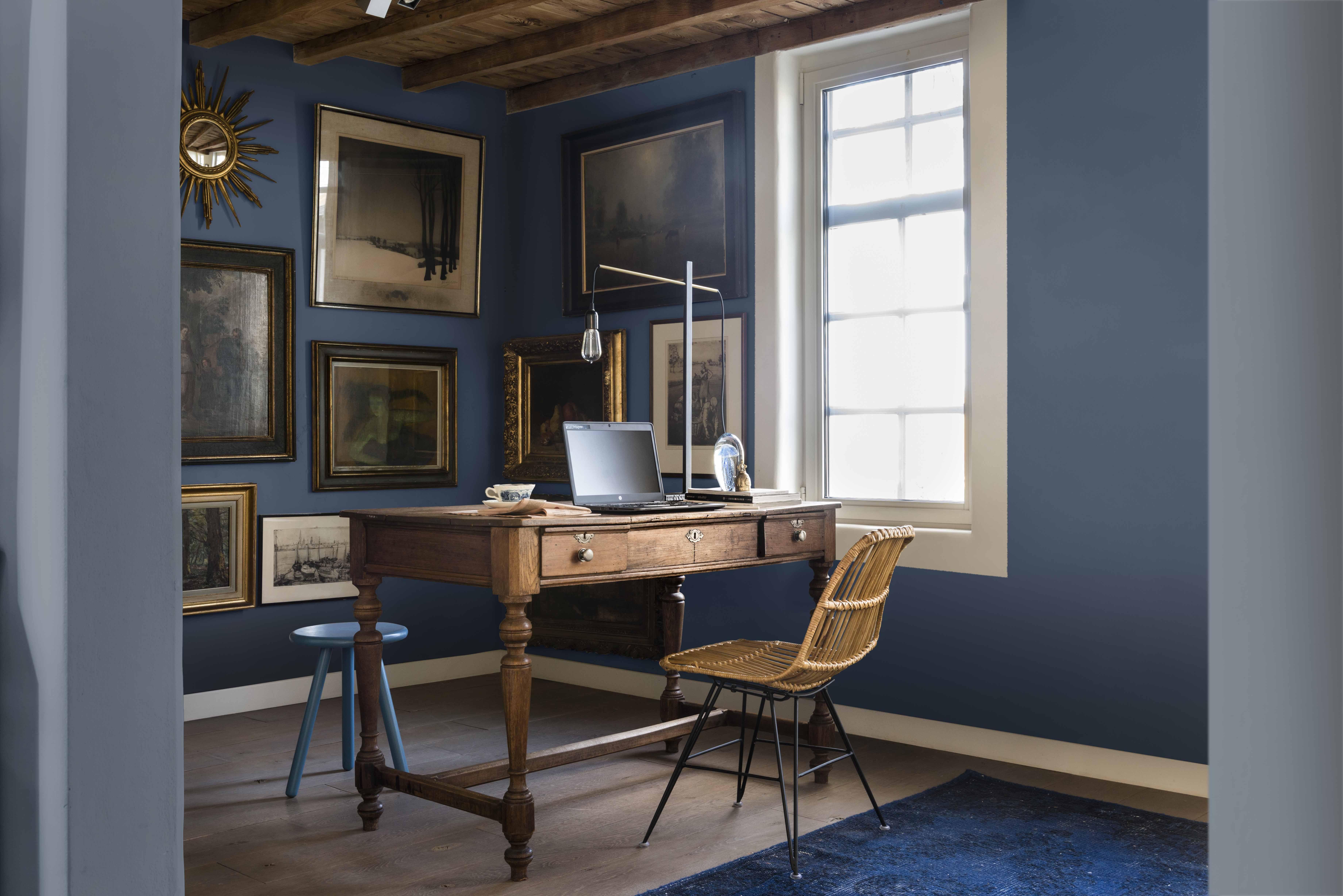 Denim Drift Dulux Paint Colour Of The Year 2017 Fresh
