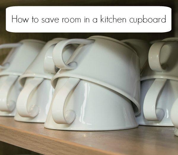 Kitchen space savers: Affordable ceramic stacking mug sets
