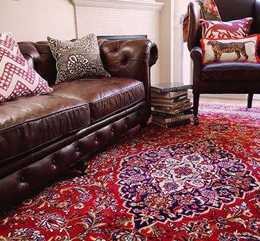 Express Yourself with an Oriental Rug