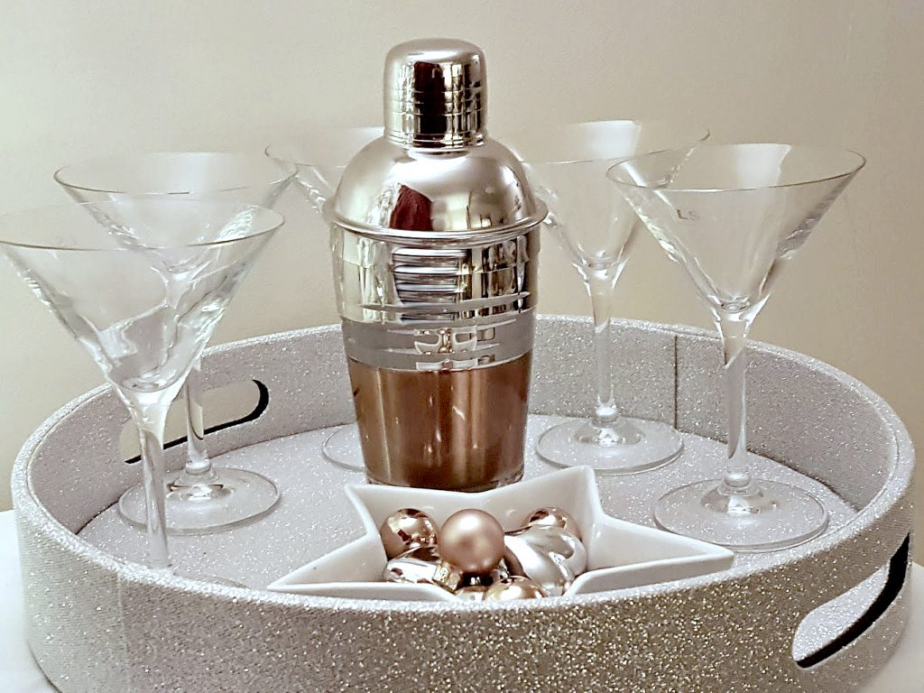 Anyone for cocktails?
